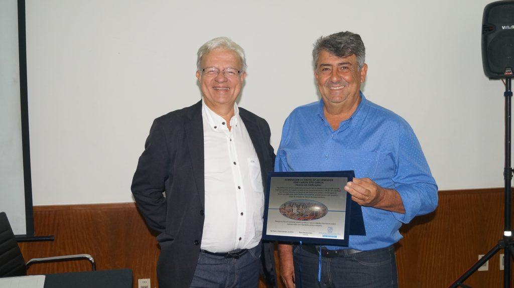 José Carlos Zito Garcia (assume temporariamente), com Wilson Wanderlei Vieira